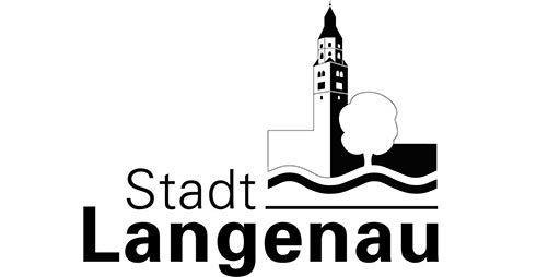 Stadt_Langenau_mit_Martinsturm