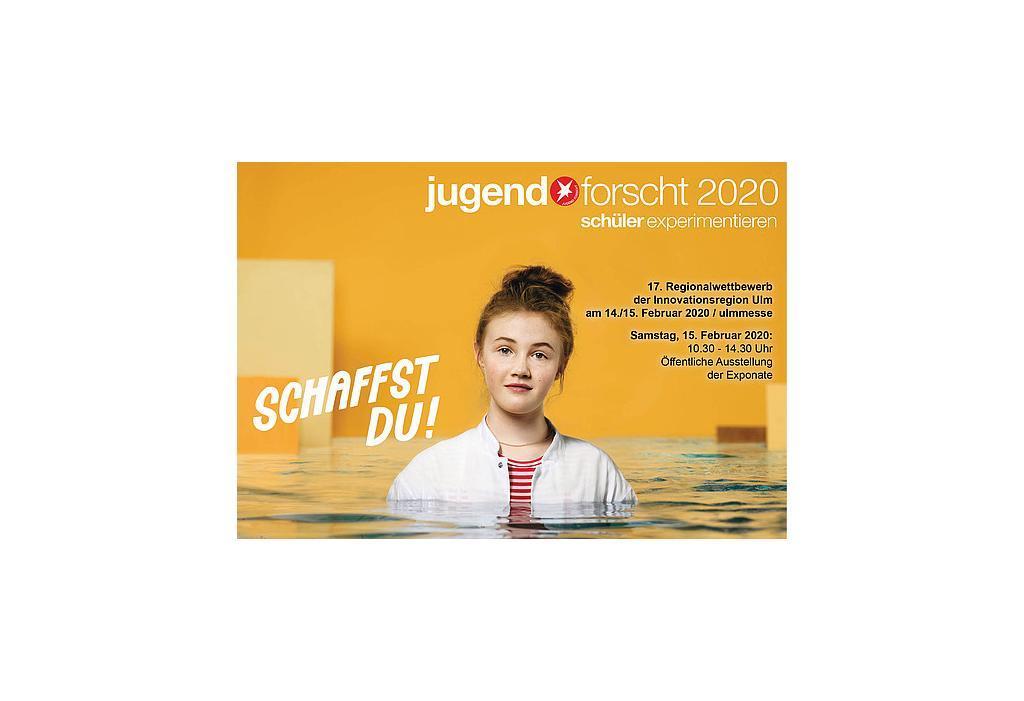 Jugend forscht 2020